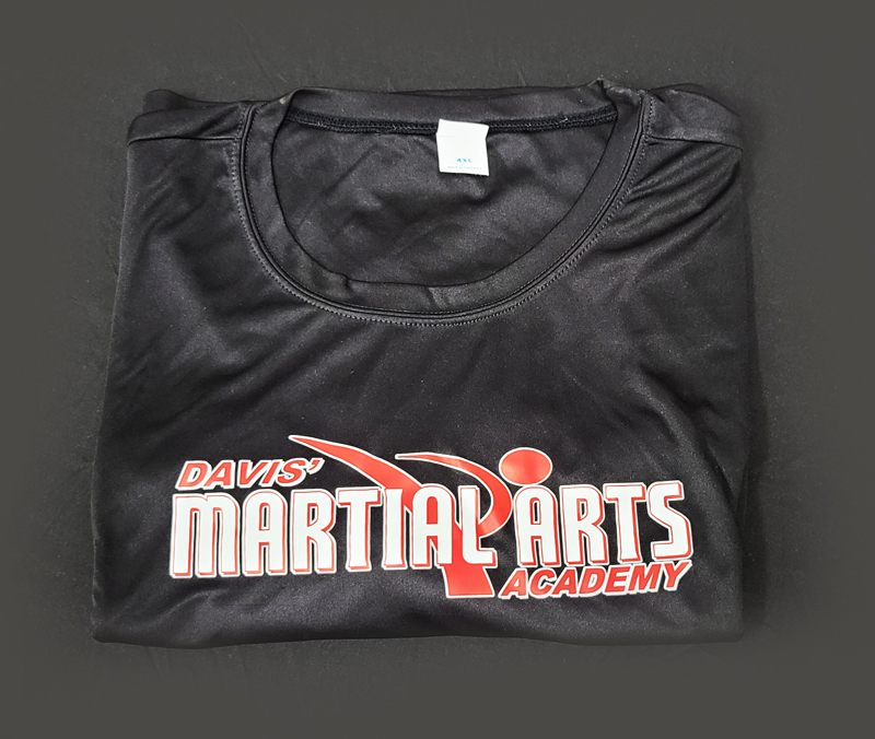 Black T-Shirt w/ Logo